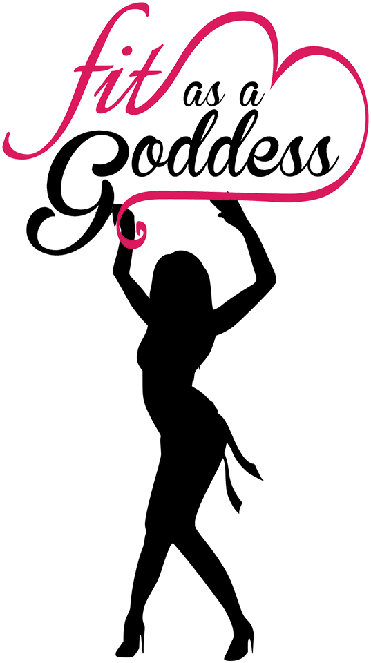 Fit as a Goddess Logo